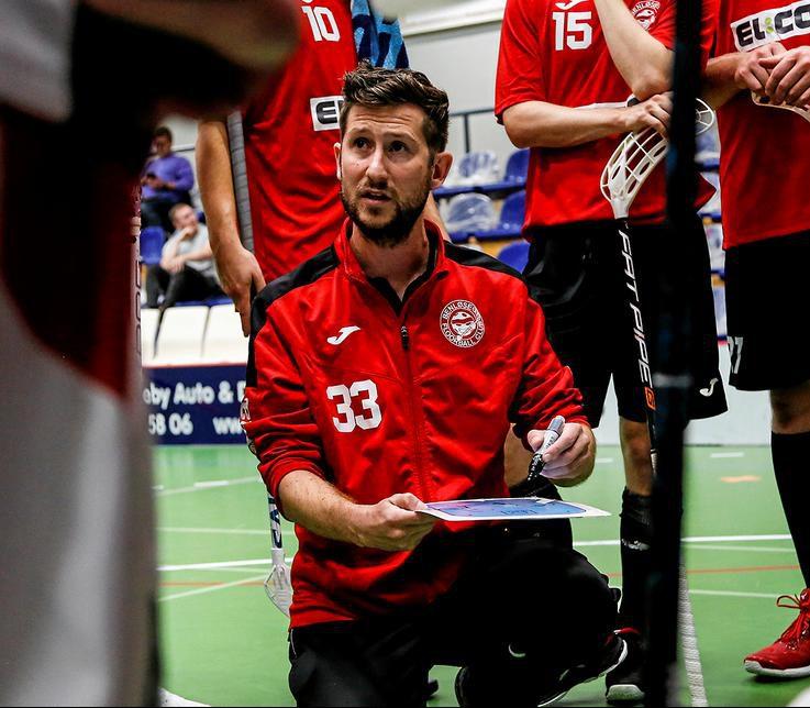 David de Fries ny cheftræner i Benløse