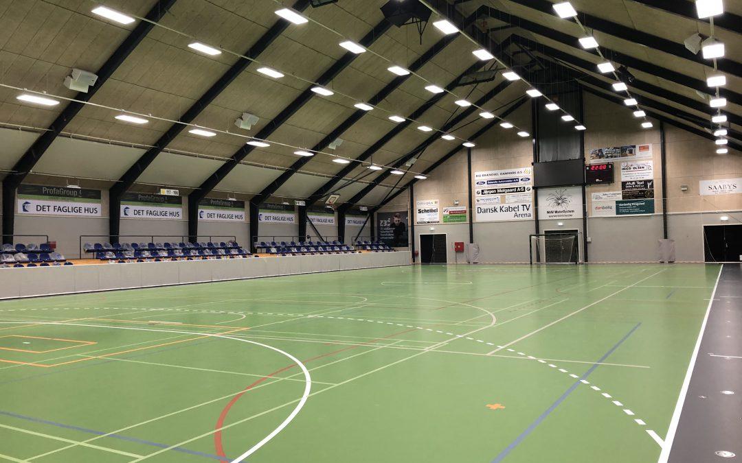 Ligakampen søndag mod Rødovre FC spilles for lukkede døre